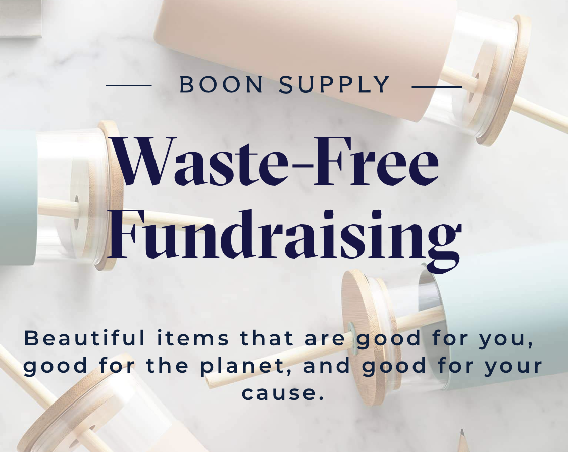 Waste-Free Fundraising